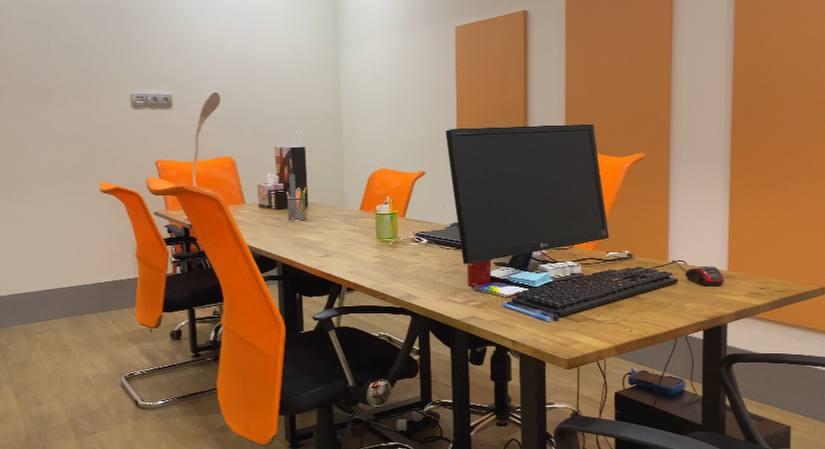 Офис на 6-7 человек